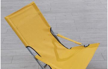 Relax pliable coloris jaune