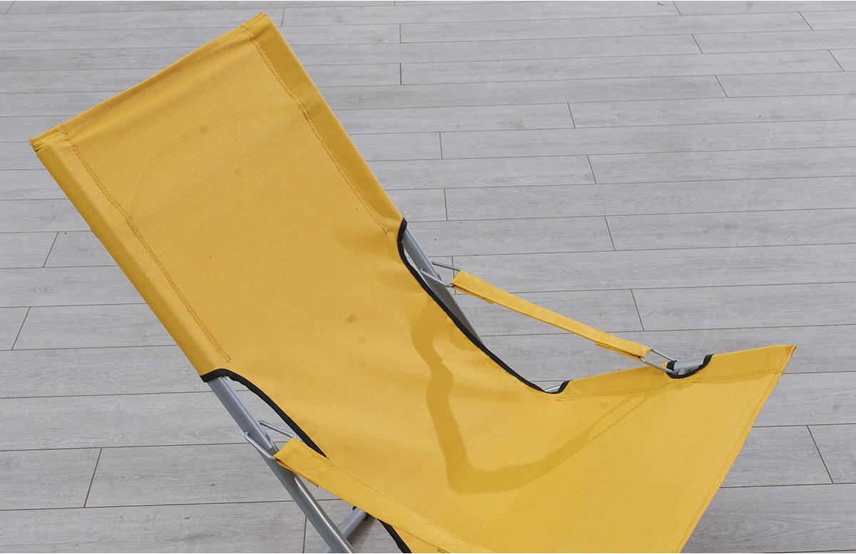 Relax pliable jaune