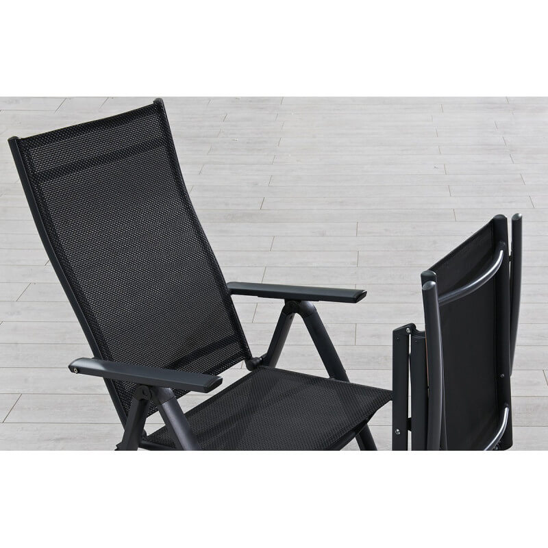 chaise de jardin multi positions le r ve chez vous. Black Bedroom Furniture Sets. Home Design Ideas