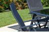 Chaise de jardin multi-positions