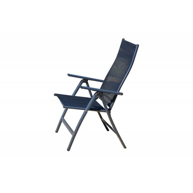 Salon de jardin mobilier de jardin design le r ve chez vous for Chaise de jardin inox