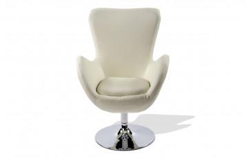 Fauteuil Design Boule NoirRouge Le Rêve Chez Vous - Siege fauteuil design