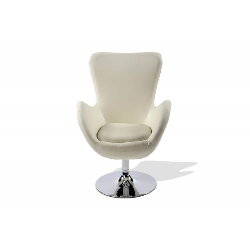 siege design creme le r ve chez vous. Black Bedroom Furniture Sets. Home Design Ideas
