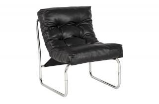 fauteuil Design LOUNGE noir