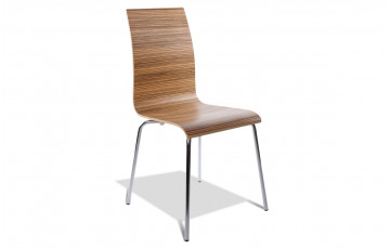 Chaise Design PUMA Zebrano