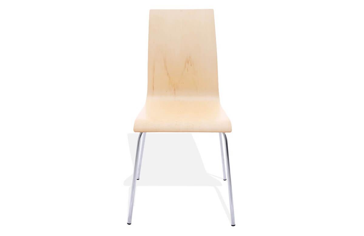 Chaise Design bois naturel