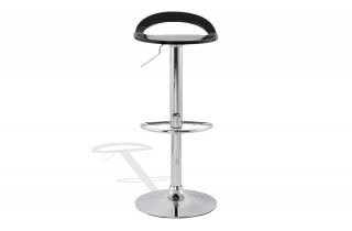 Tabouret de bar Design ZOOM Noir