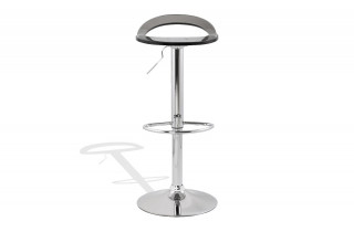 Tabouret de bar Design ZOOM fumé