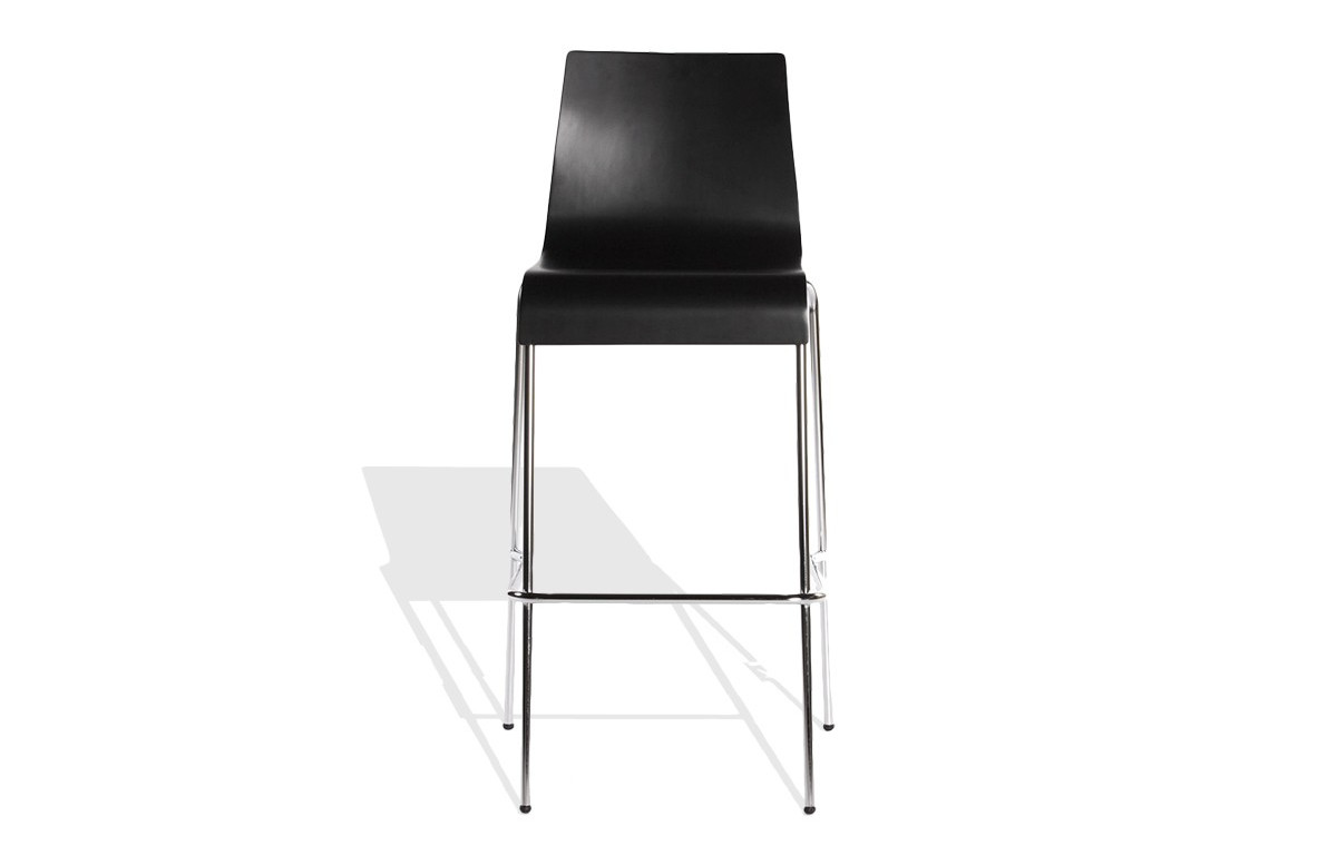 Tabouret de bar TRENDS noir