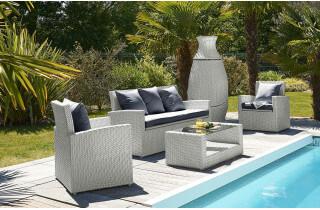 Le Rêve Chez Vous: Salon de jardin - Mobilier de jardin design - Le ...