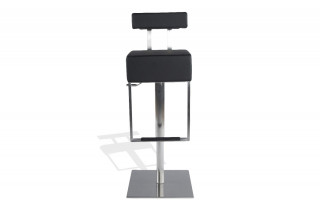 Tabouret de bar Design MANHATTAN noir