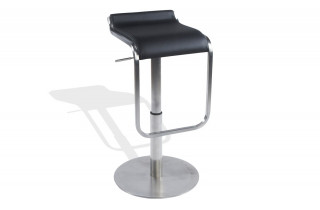 Tabouret de bar Design ROB noir