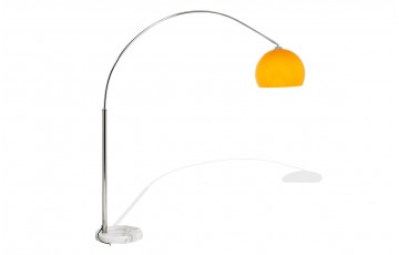 Lampadaire Design BIG BOW SMALL orange