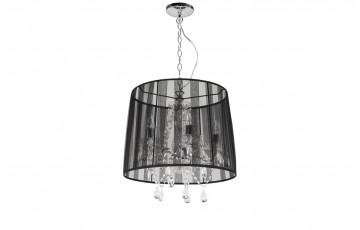Lampe suspendue Design abat-jour SHADE noir