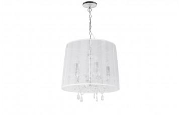 Lampe suspendue Design abat-jour SHADE blanc