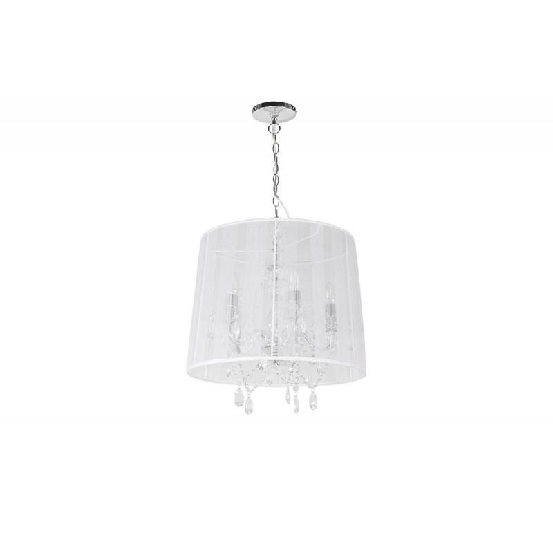 lampe suspendue design abat jour blanc le r ve chez vous. Black Bedroom Furniture Sets. Home Design Ideas