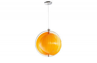 Lampe suspendue Design PHEOBE orange