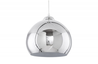 Lampe suspendue MIROR chrome