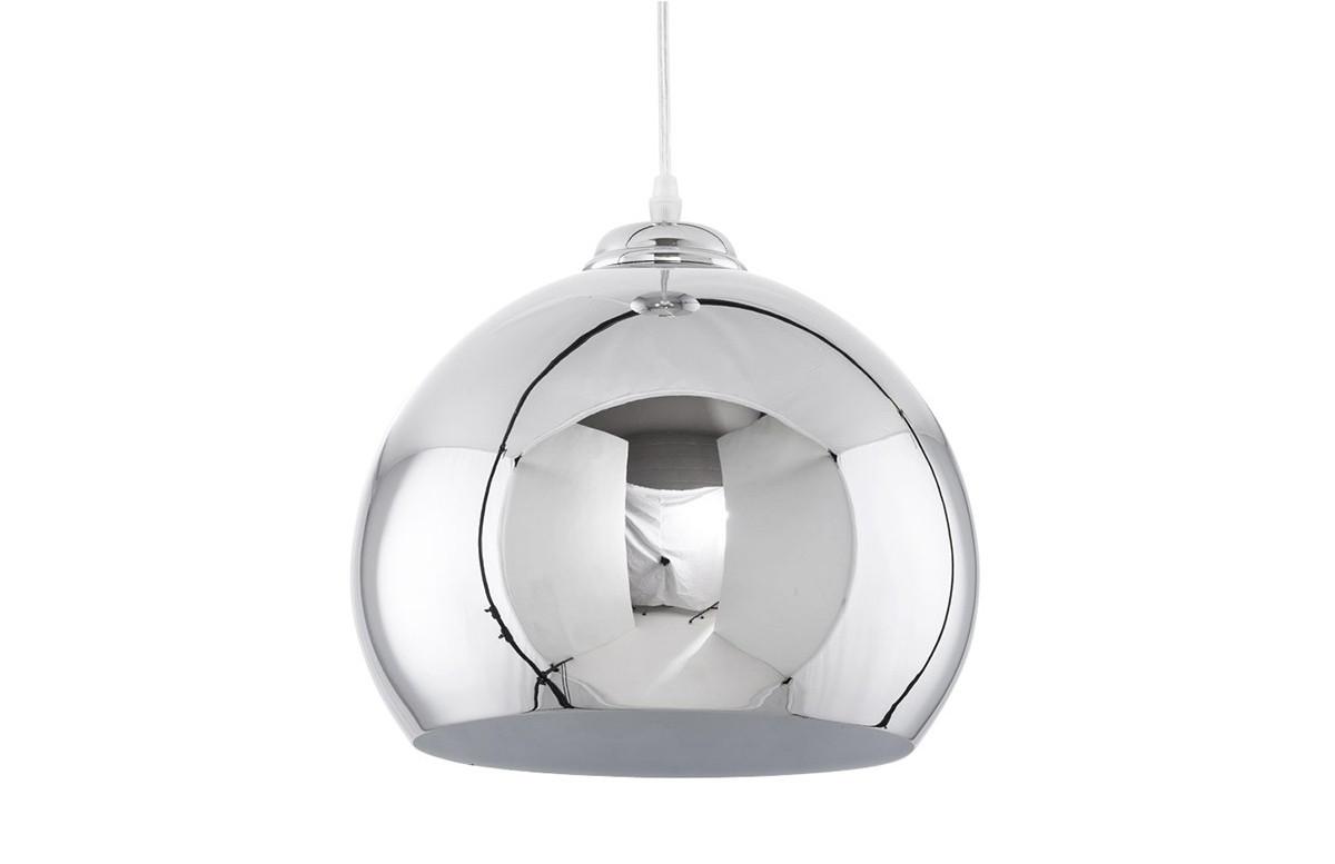 Lampe suspendue MIROR chrome