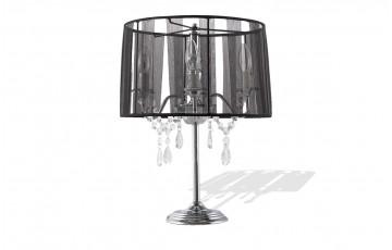 Lampe de chevet Abat-Jour design noir