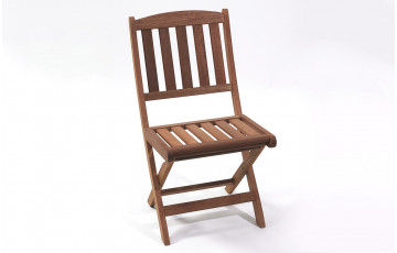 Chaise pliante Acapulco bois d'acacia