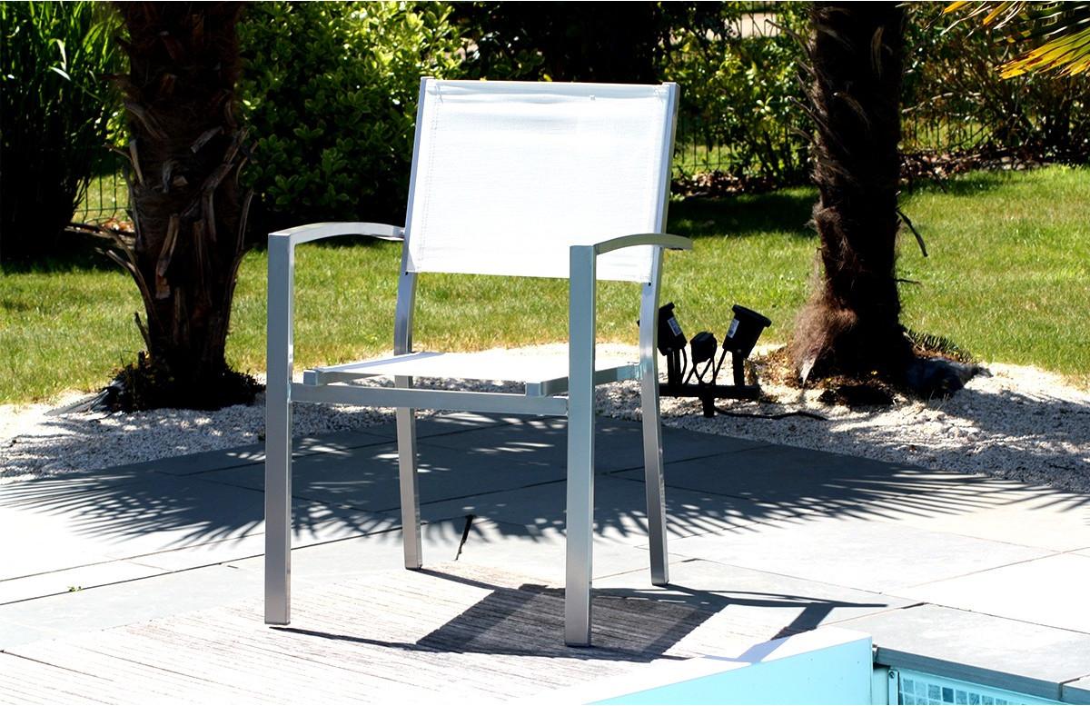 mobilier de jardin blanc maison design. Black Bedroom Furniture Sets. Home Design Ideas
