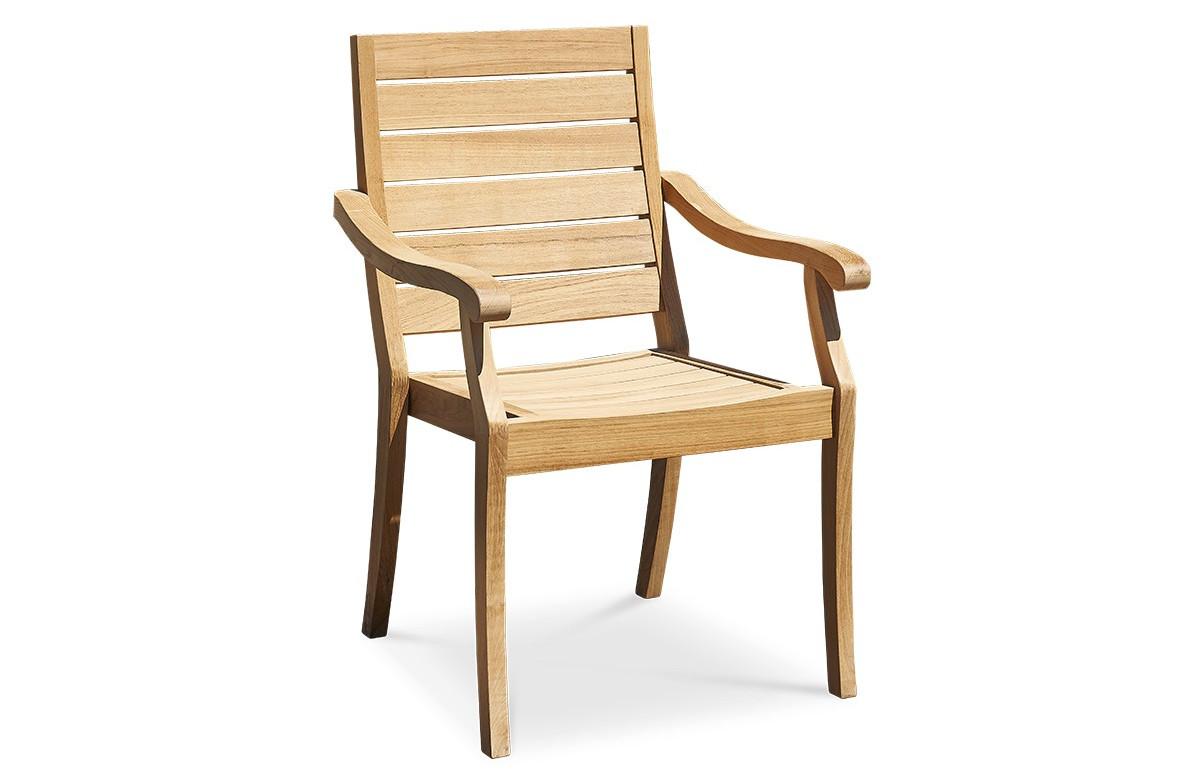 Fauteuil jardin bois salon de jardin en teck et textil ne sumbara table ovale chaise jardin for Fauteuil salon de jardin en bois