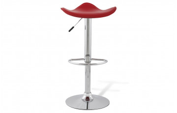 Tabouret Design WIND rouge