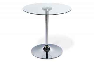 Table basse Design PRESTO transparent