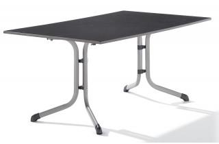 Table Puroplan Ardoise anthracite 165X95cm