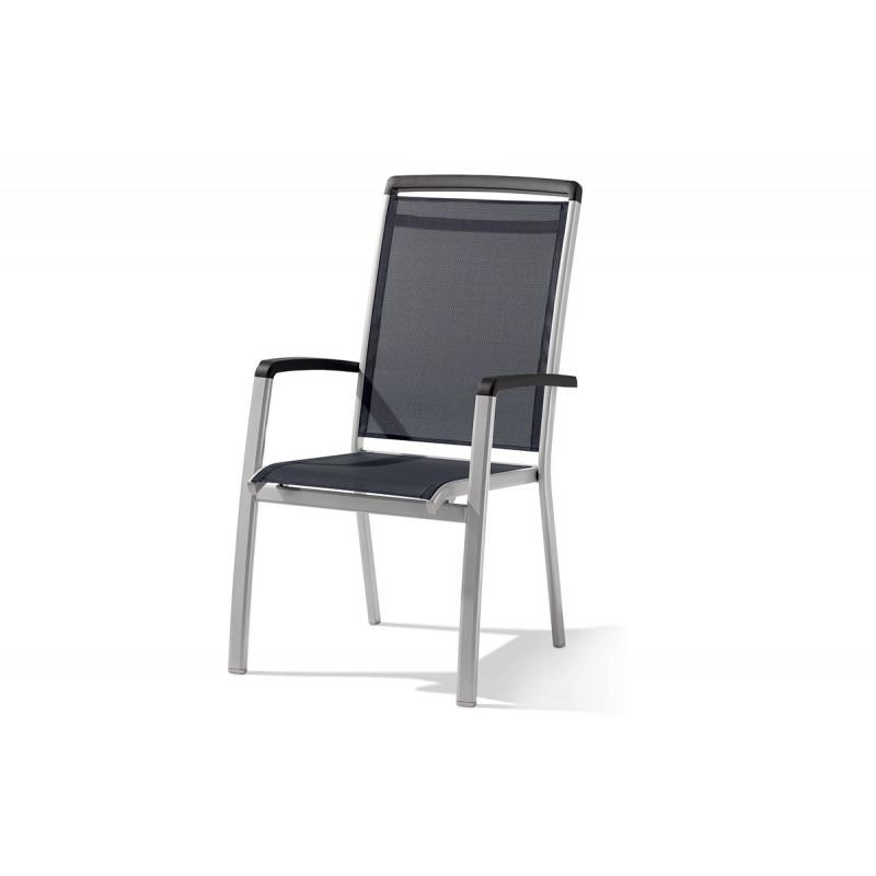 Salon de jardin mobilier de jardin design le r ve chez for Table avec 6 chaises