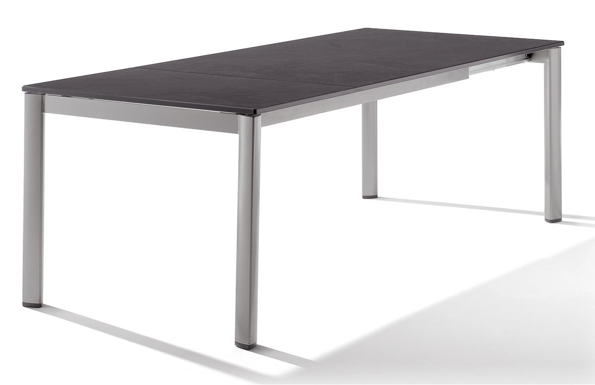 Table extensible top grande arche table extensible with for Table extensible piazza