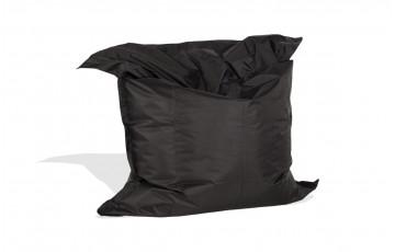 Pouf géant LAZY noir 180x140cm