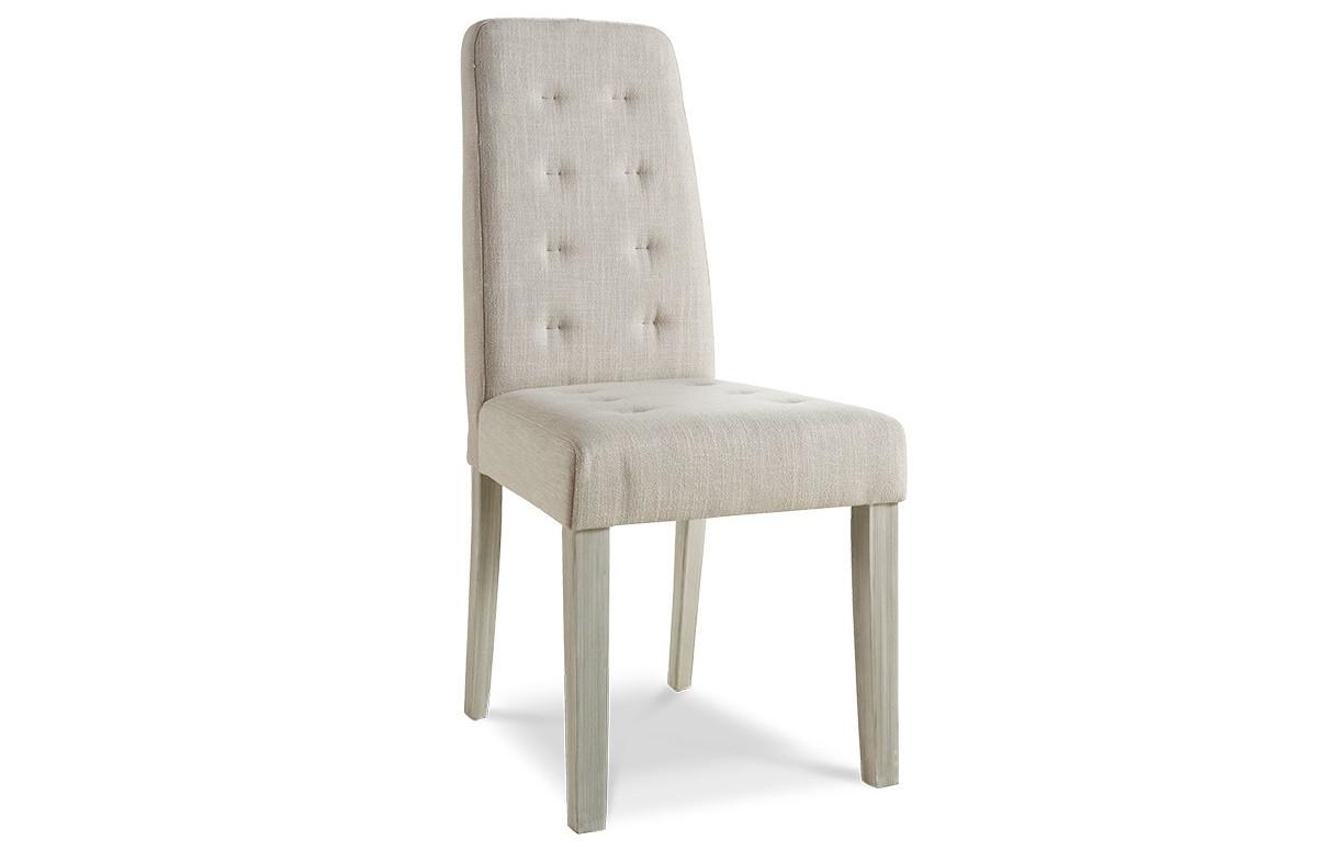 Chaise de séjour couleur beige