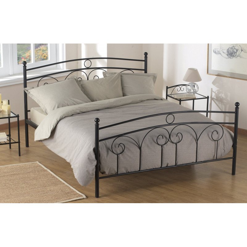 lit adulte 140 x 190 cm le r ve chez vous. Black Bedroom Furniture Sets. Home Design Ideas