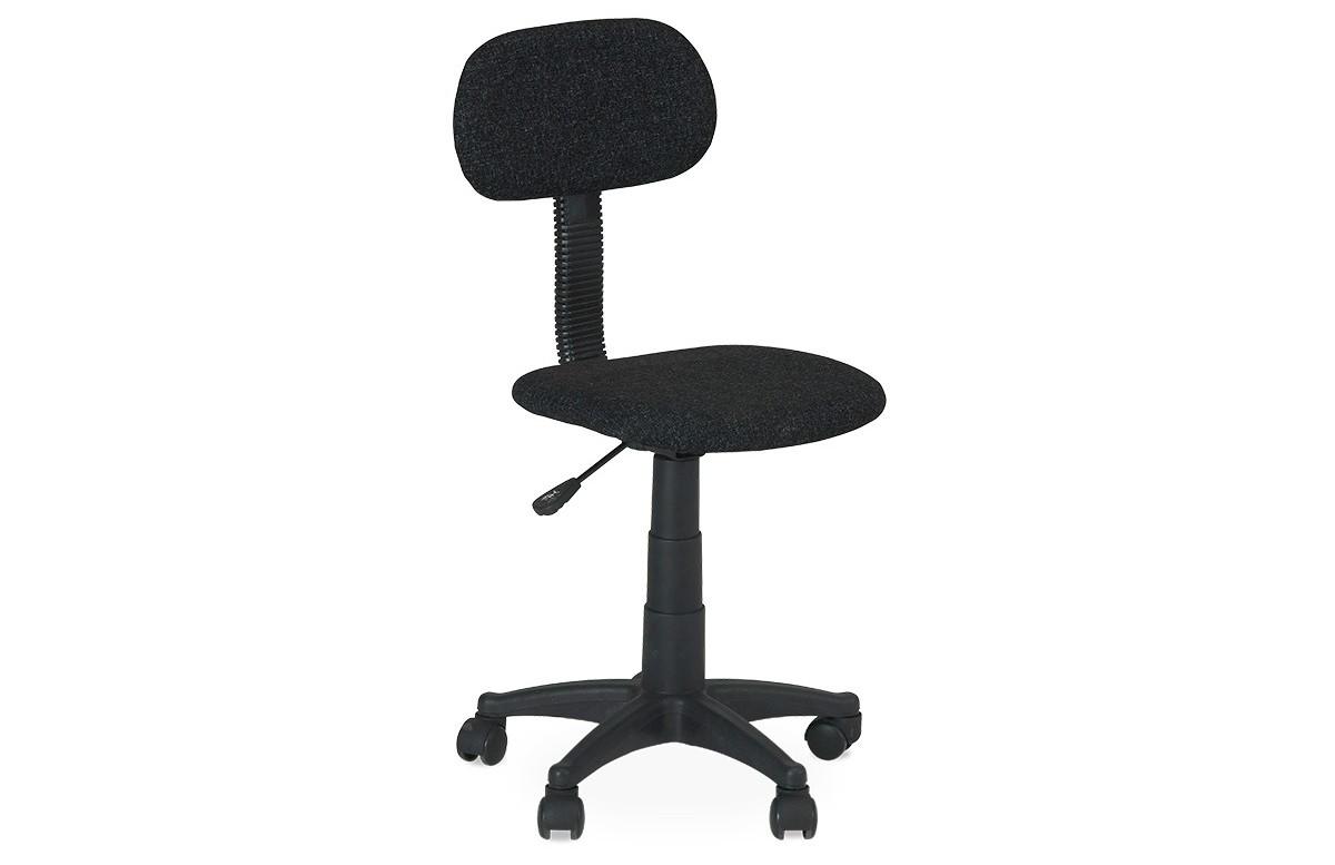 Chaise dactylo couleur noir