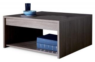 Table basse STEEN couleur foncé