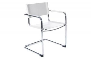 Chaise Design GROOM Blanc