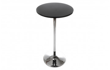 Table De Bar Design SAS Noir