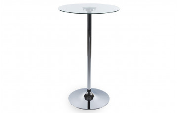 Table Bar Design NAKI Transparent