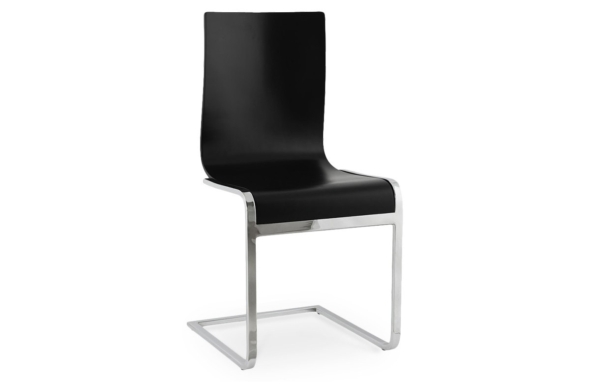 Chaise Design RUSSEL Noir