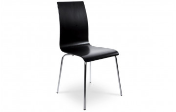 Chaise Design PUMA Noir