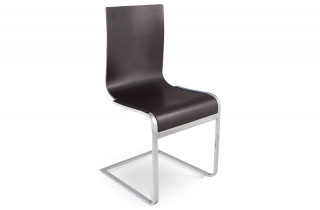 Chaise Design RUSSEL Wenge