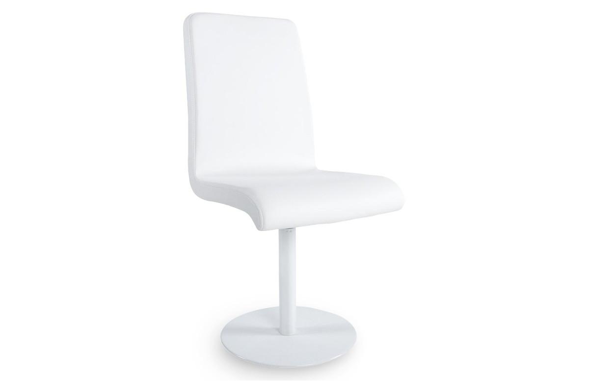 Chaise Design LOWFIT Blanc