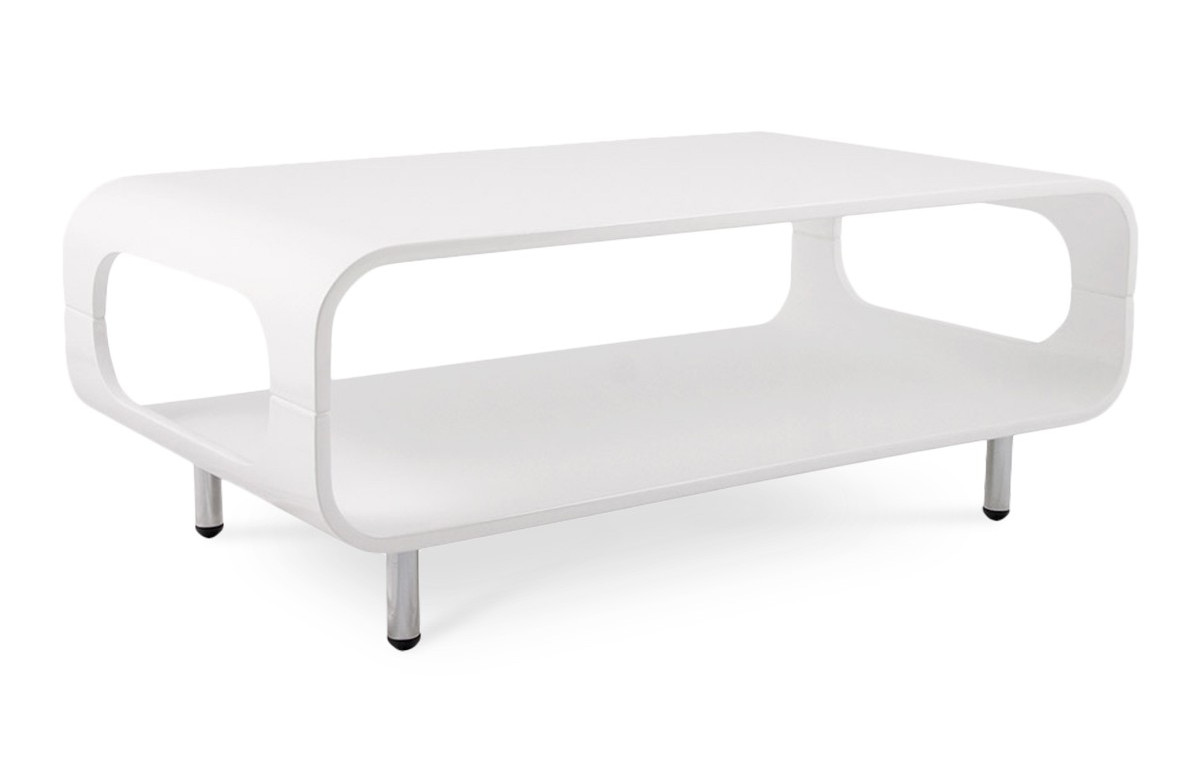 Table Basse Design Blanc