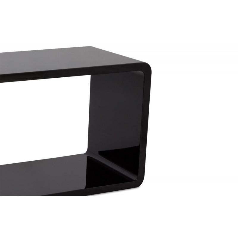 cube de rangement noir le r ve chez vous. Black Bedroom Furniture Sets. Home Design Ideas