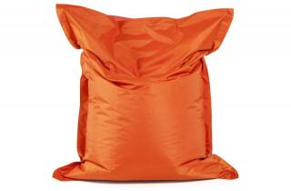 Pouf mini orange
