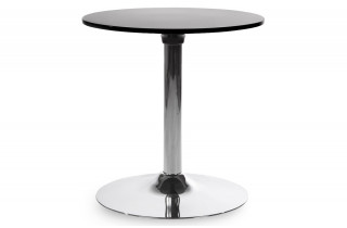 Table Basse Design Type Bar NEPTUN Noir