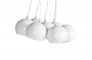 Suspension design DROP blanc