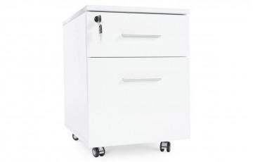 Caisson à tiroir blanc
